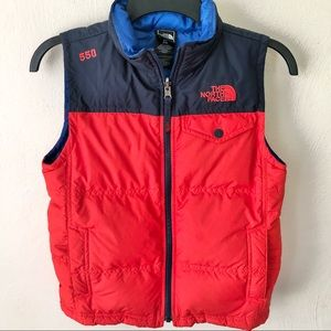 The North Face Boys Puffer Vest